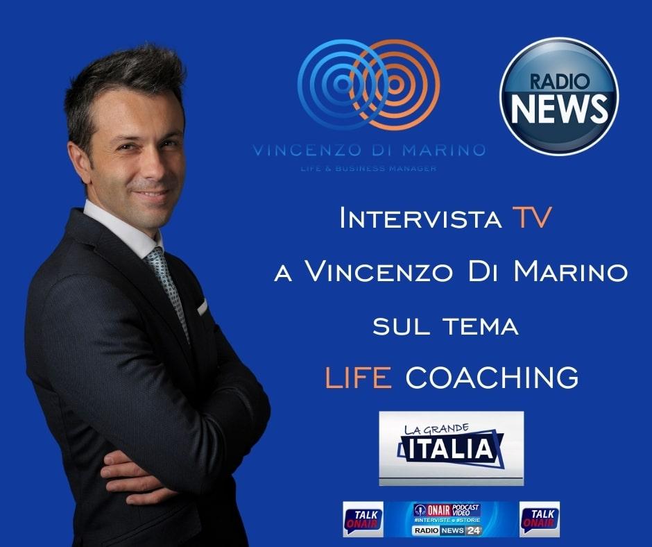 Life Coaching TV interview