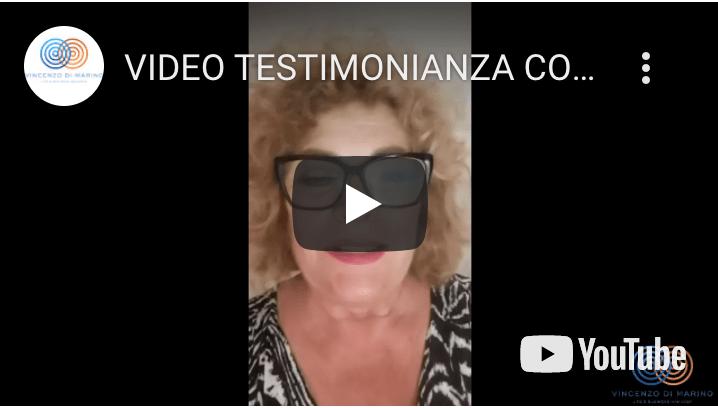Video Testimonianza Love Coaching